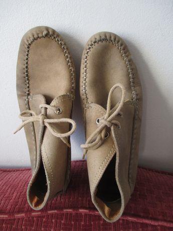 Sapatos de COURO 38+Ténis ADIDAS 39