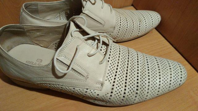Взуття ecco,туфлі р43,44,черевики, вечірка, весілля,свадьба, выпускной