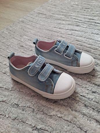 Trampki, buty dziewczęce r 26