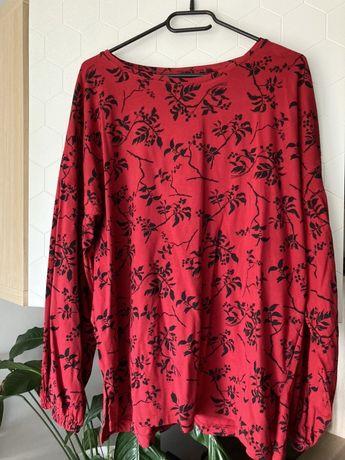 Bluzka w kwiaty Reserved Carry XL