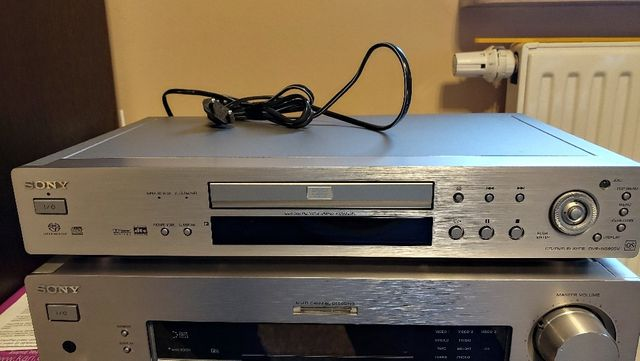 Sony QS cd/dvd DVP-NS905V SACD DTS klasa AAA