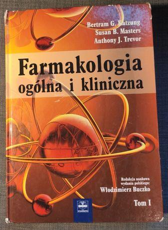 Farmakologia ogólna i kliniczna Katzung tom I i II