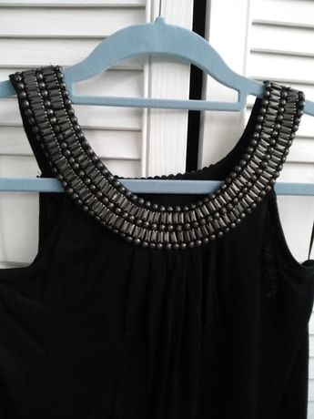 Mała czarna sukienka Reserved M