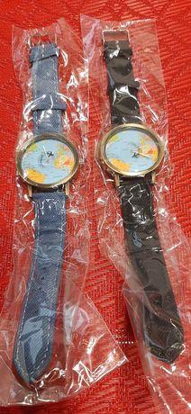 Nowy Zegarek na rękę świat podróże