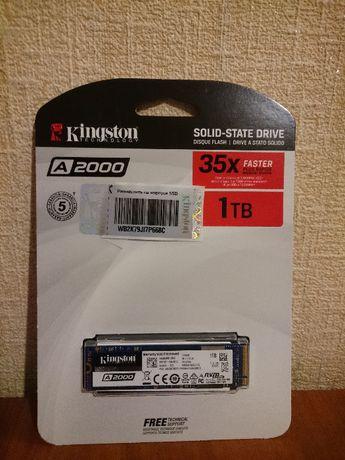SSD M.2 2280 Kingston 1000Gb ( 1Tb ) SA2000M8/1000G PCI Express 3.0 x4