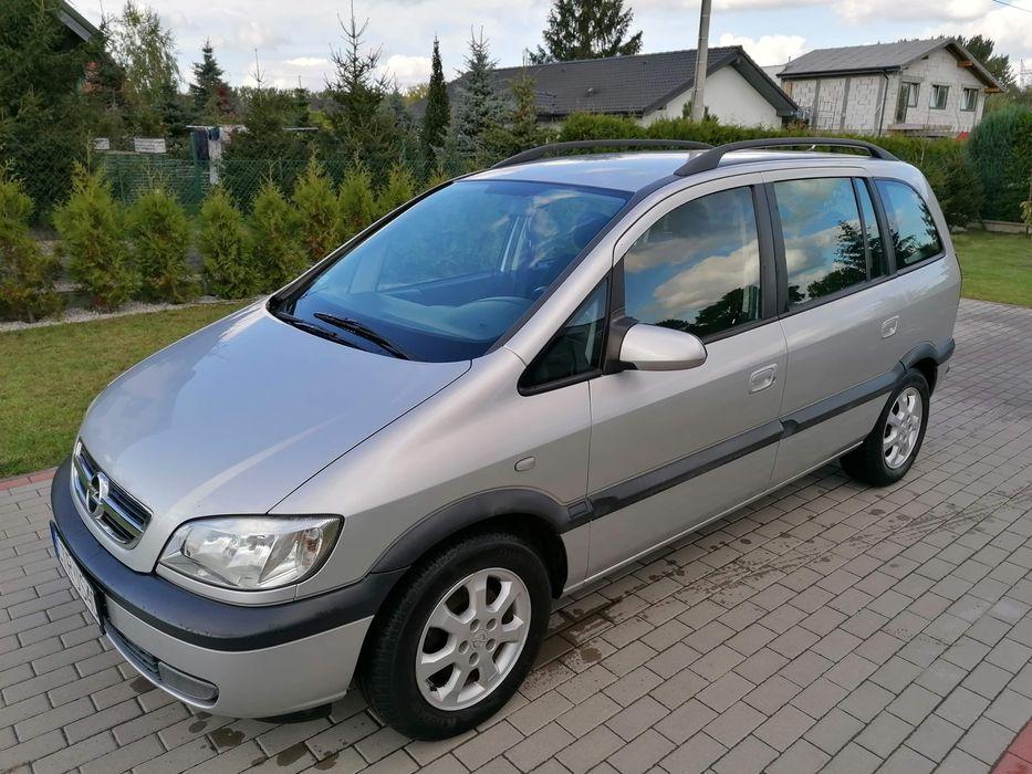 Opel Zafira Lift 1.8 16V LPG 2003 rok Zarejestrowana Chełmża - image 1
