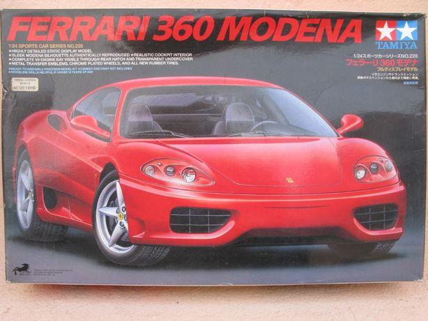 Kit modelismo (Ferrari Modena)
