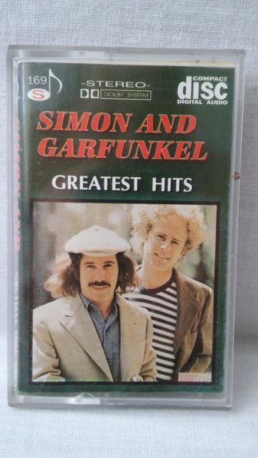 Kaseta magnetofonowa Simon and Garfunkel Greatest Hits