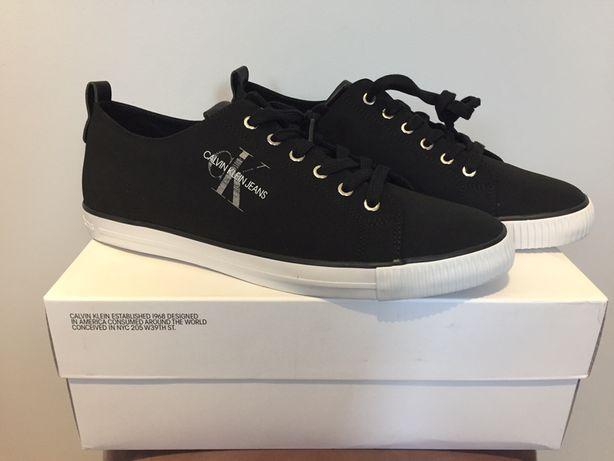 Nowe, Calvin Klein, buty męskie, trampki, tenisówki, rozm. 45