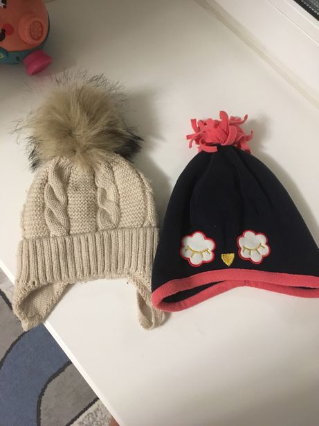 Зимова шапка шапка флісова шапка флисовая  шапка