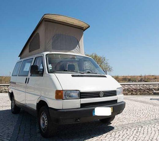 VW Transporter T4 campervan