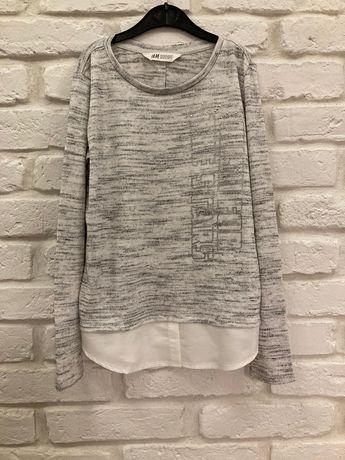 Bluzka koszula 2w1 H&M rozm. 146/152