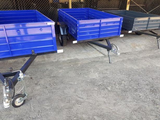 прицепы легковые Бобер от завода с доставкой