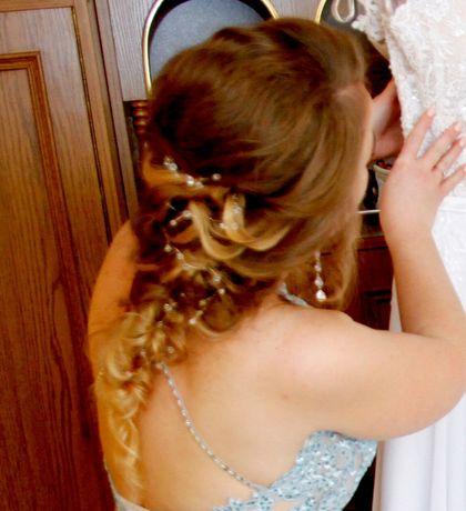 Ozdoba do włosów/ ślub