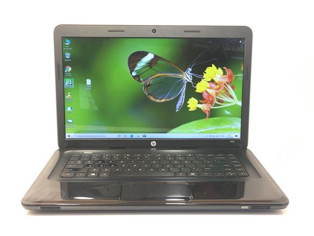 """HP 2000 15.6""""I3-3120M 4Gb 500HDD"""