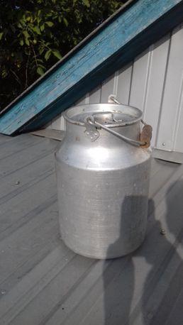 Бидон молочный алюминий 10 л