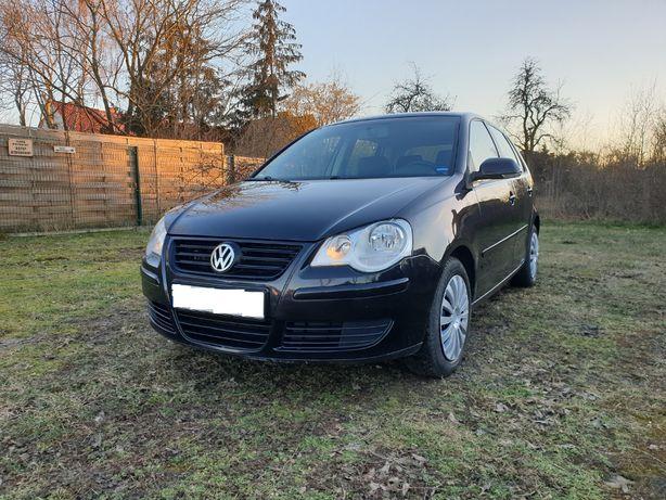 VW Polo 1.4 TDI 2008r 5-drzwi klima 173tys