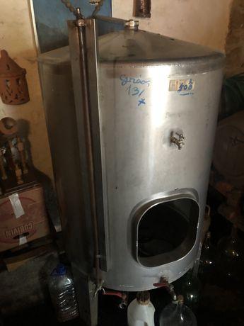 Cuba inox 500 lts