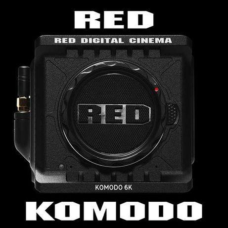 Камера RED Digital Cinema Komodo 6К (Komodo 6K) (Canon RF)(710-0333)
