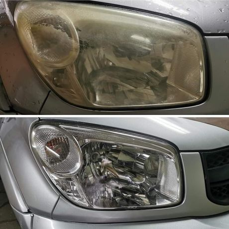 Renowacja Reflektorów Samochodowych