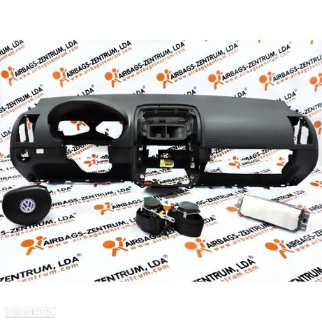 Kit Airbags Volkswagen Polo, 2002–2005