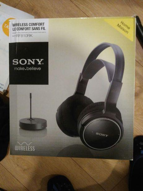 Słuchawki bezprzewodowe Sony Rf719rk