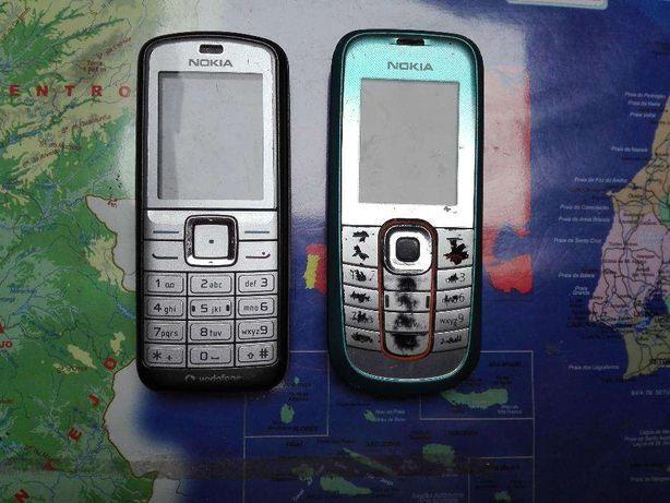 Telemóveis Nokia para peças