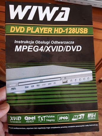 Odtwarzacz dvd .