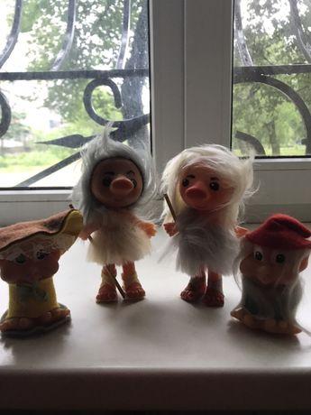 """Куклы """" Первобытные люди """""""