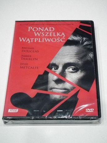 """Film DVD - """"Ponad wszelką wątpliwość"""""""