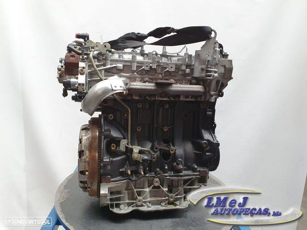 Motor Para peças Usado RENAULT/TRAFIC II Box (FL)/2.0 dCi 115 (FL01, FL0U)   08....