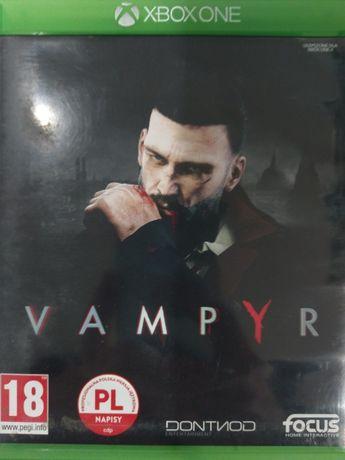 Vampyr PL Xbox One Używana Kraków
