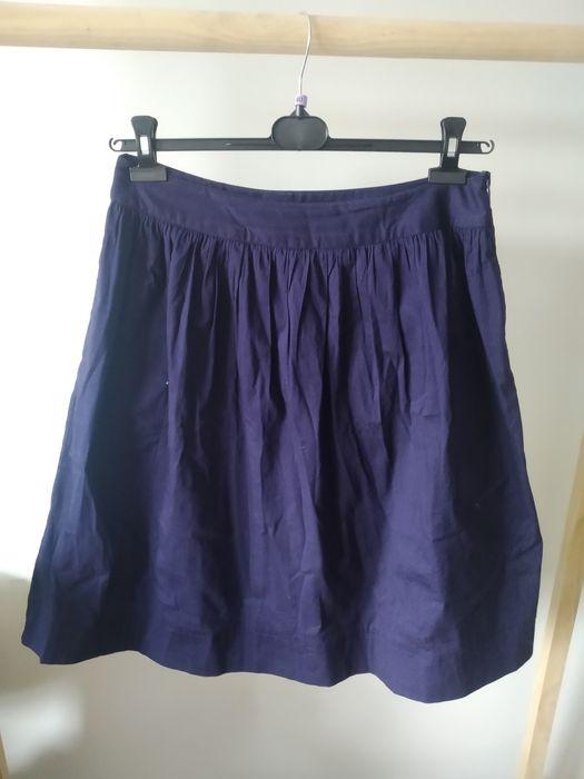 Granatowa krótka spódnica top secret Mińsk Mazowiecki - image 1