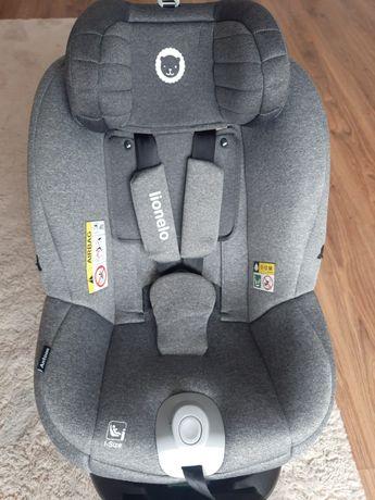 Lionelo Antoon fotelik samochodowy isofix 0 -19 kg obrotowy 360 stopn
