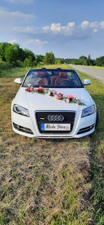 Przewóz pary młodej, Auto do ślubu, Kabriolet/Cabriolet