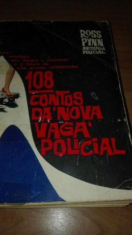 108 contos da nova vaga policial