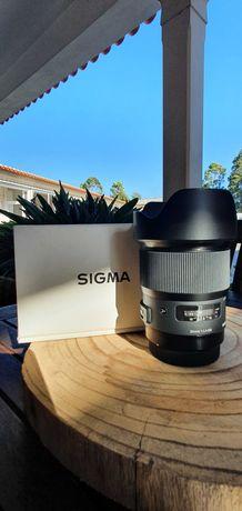 Sigma 20mm f/1.4 (A) DG HSM - Canon