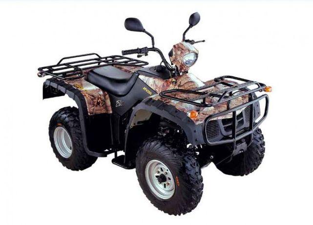 Quad Jianshe ROMET 250 ATV250 BS250S-5 Części!