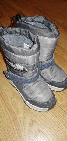 Buty zimowe dla chłopca r 21