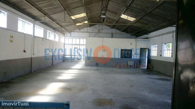 Pavilhão industrial/comercio