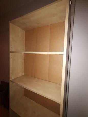 Estante madeira IKEA