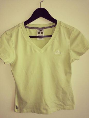Adidas koszulka sportowa damska