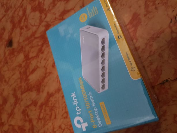 Продам свитч маршрутизатор tp-link
