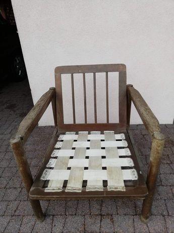 Stelaż drewniany fotela