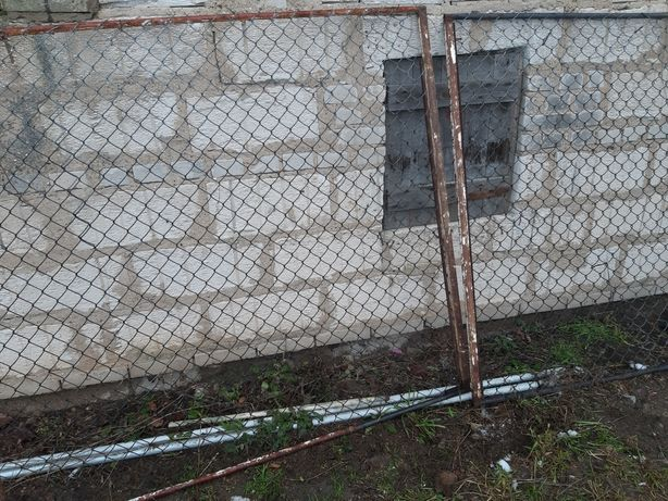 Brama na  budowę