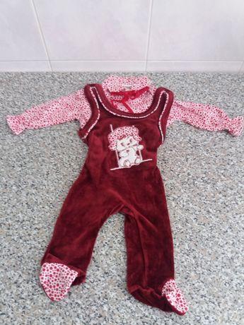 Babygrow - Novo e embalado