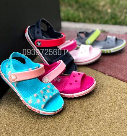 Купить сандали босоножки Crocs SANDAL KIDS оригинал ТОП ЦЕНА