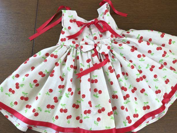 Нове платтячко для дівчинки