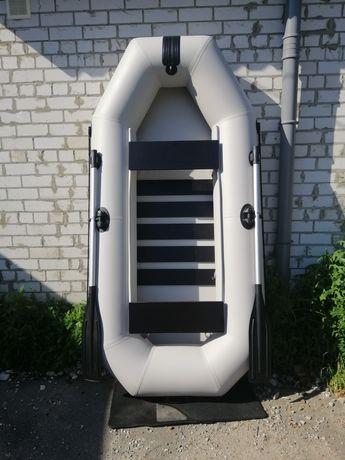 Продам новую двухместную лодку ПВХ 2.49м