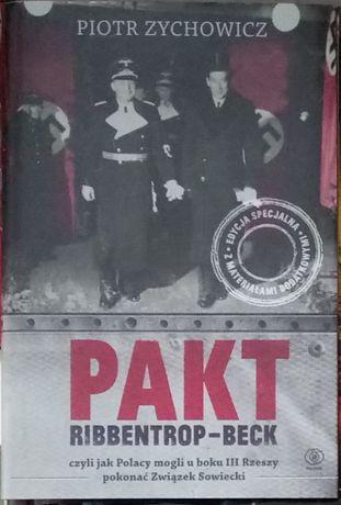 Książka Pakt Ribbentrop-Beck
